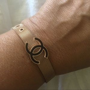 Chanel jewelry bracelet